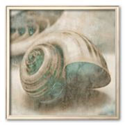 Art.com 'Coastal Gems II' Framed Art Print by John Seba