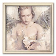 Art.com 'Reverie d'Ange' Framed Art Print by Elvira Amrhein