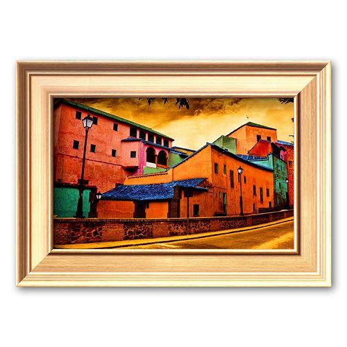 Art.com Toledo, Spain II Framed Art Print by Ynon Mabet