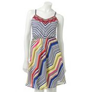 LC Lauren Conrad Zigzag Dress