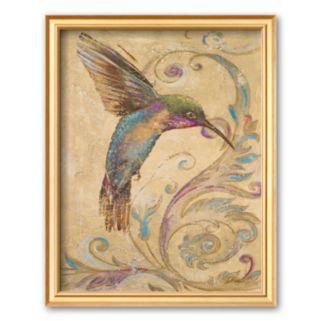 Art.com Hummingbird I Framed Art Print by Patricia Pinto