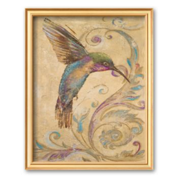Art.com Hummingbird I Framed Art Print by Patricia Pinto