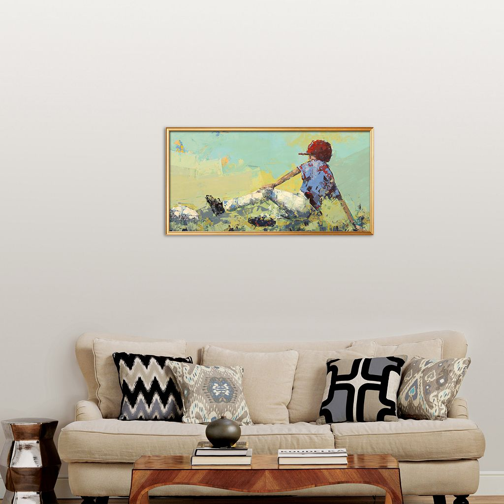 Art.com Slide Framed Art Print by Becky Kinkead
