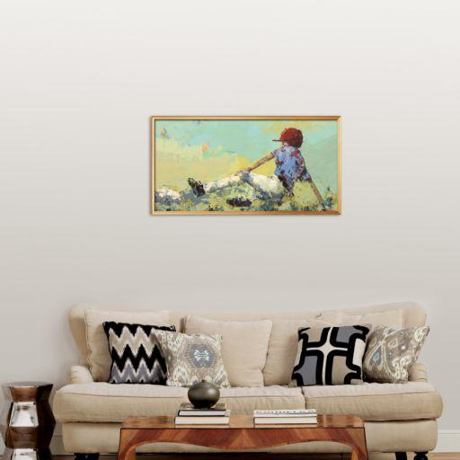Art.com Slide Framed Art Print by Becky Kinkead