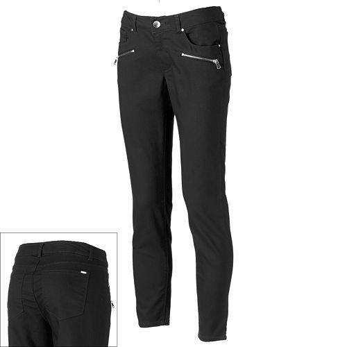Apt. 9® Color Skinny Jeans