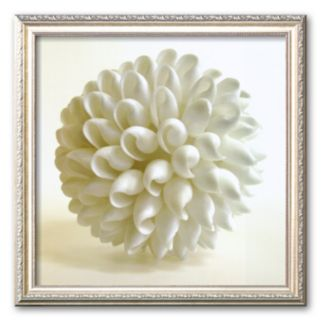 Art.com Shell III Framed Art Print by Darlene Shiels