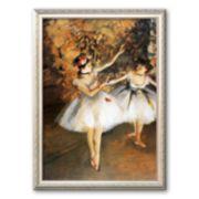 "Art.com ""Ballerine Alla Barra"" Framed Art Print by Edgar Degas"