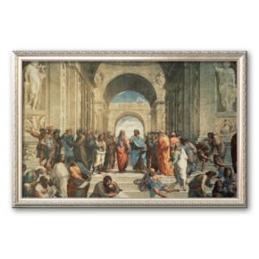Art.com The School of Athens, c.1511 (detail) Framed Art Print by Raphael