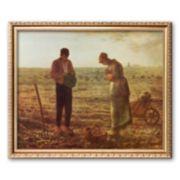 "Art.com ""Angelus"" Framed Art Print by Jean-Francois Millet"