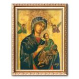"""Art.com """"Our Mother of Perpetual Help"""" Framed Art Print"""