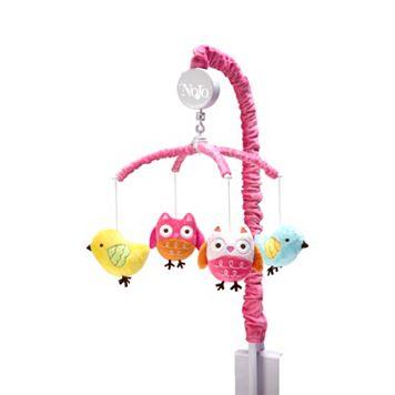 NoJo Love Birds Musical Mobile