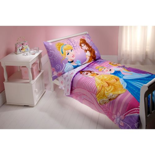 Disney Princess 4-pc. Toddler Bedding Set by NoJo