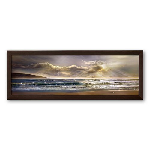 Art.com A New Day Framed Art Print by Mike Calascibetta
