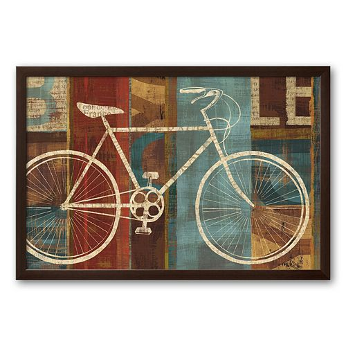 "Art.com ""Breaking Away"" Framed Art Print by Michael Mullan"