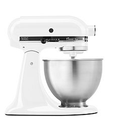 KitchenAid KSM75 Classic Plus 4.5-qt. Stand Mixer