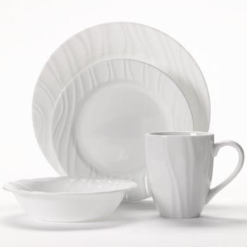 Corelle Swept 16-pc. Dinnerware Set