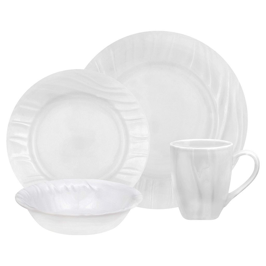 Corelle Swept 16-pc. Dinnerware Set