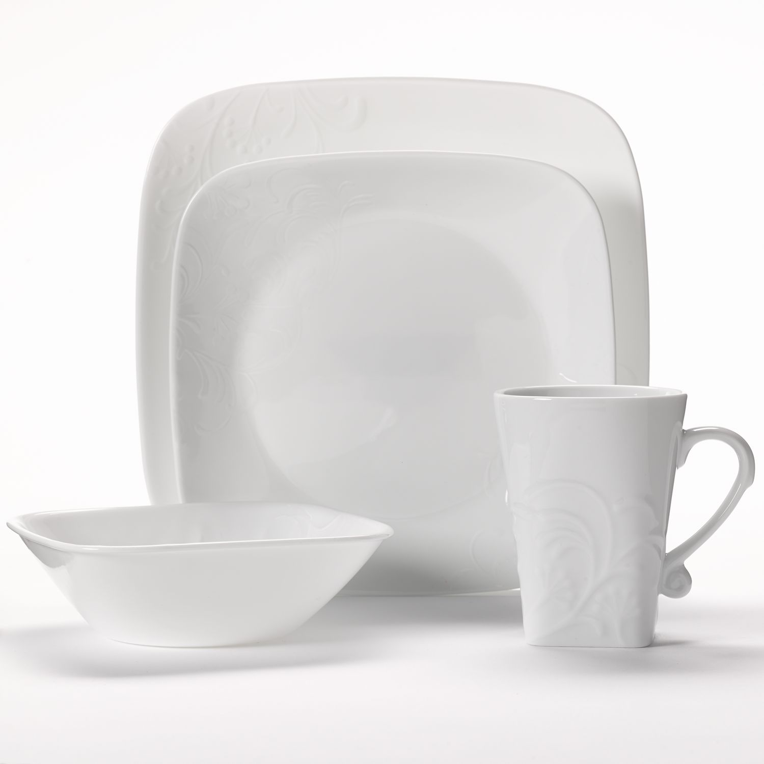Corelle Cherish 16-pc. Dinnerware Set  sc 1 st  Kohl\u0027s : corelle 16 pc dinnerware set - pezcame.com