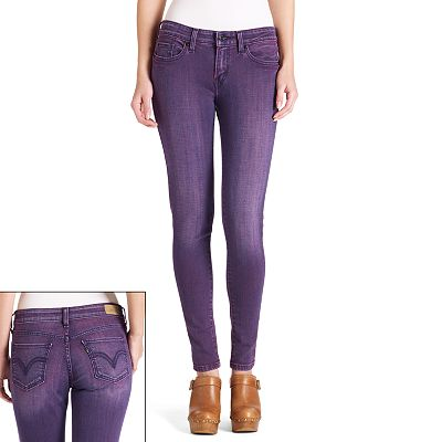 Levi's 535 Denim Leggings