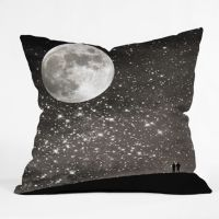 DENY Designs Shannon Clark Love Under the Stars Decorative Pillow - 16'' x 16''