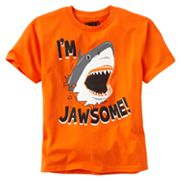 Hang Ten I'm Jawsome Tee - Boys 8-20