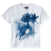 Hang Ten Palm Surf Tee - Boys 8-20