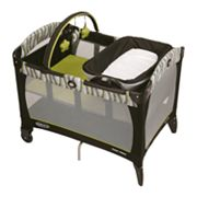 Graco Reversible Napper Pack 'N Play Play Yard