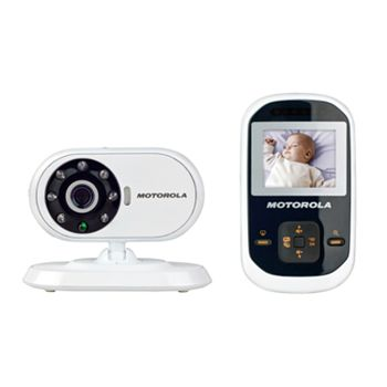 motorola color video baby monitor. Black Bedroom Furniture Sets. Home Design Ideas