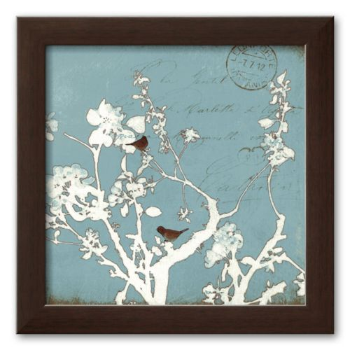 Art.com Song Birds IV Framed Art Print by Amy Melious