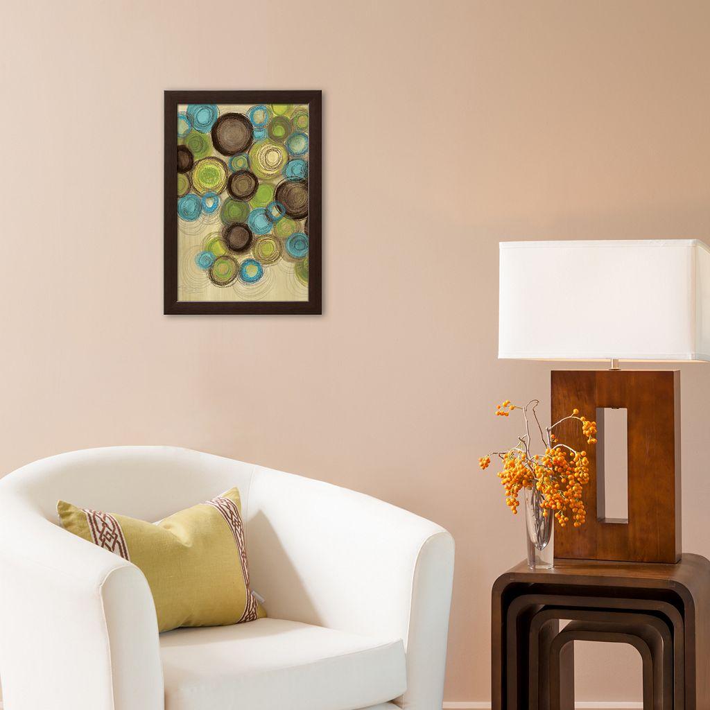 Art.com Whimsy I Framed Art Print by Jeni Lee