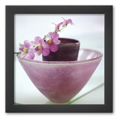 Art.com Orchids Framed Art Print by H. Orth