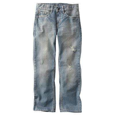 Urban Pipeline Straight-Leg Jeans - Boys 8-20