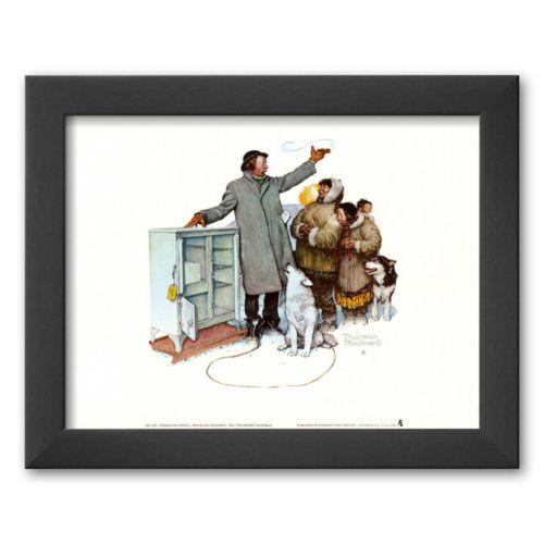 Art.com Expert Salesman Framed...