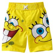 SpongeBob SquarePants Swim Trunks - Toddler