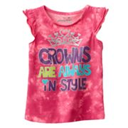 Jumping Beans Tie-Dye Princess Tank - Toddler