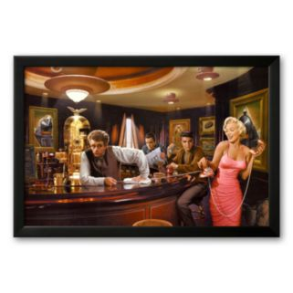 Art.com Java Dreams Framed Art Print by Chris Consani