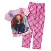 Disney/Pixar Brave Pajama Set - Girls