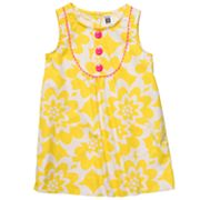 Carter's Floral Woven Dress - Toddler