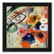 Art.com 'Black Lines, c. 1913' Framed Art Print By Wassily Kandinsky