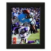 Art.com Cam Newton 2011 Action Framed Art Print