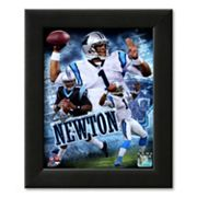 Art.com Cam Newton 2011 Portrait Plus Framed Art Print