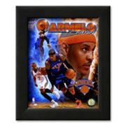 Art.com Carmelo Anthony 2011 Portrait Plus Framed Art Print