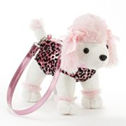 Fantasia Plush Dog Handbag - Girls