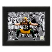 Art.com Clay Matthews 2010 Spotlight Action Framed Art Print