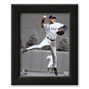 Art.com Derek Jeter 2010 Spotlight Action Framed Art Print
