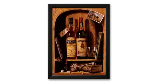 Art.com Jameson Irish Whiskey Framed Art Print By Raymond
