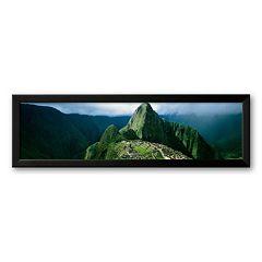 Art.com 'Machu Picchu, Andes, Peru' Framed Art Print by Mark Segal