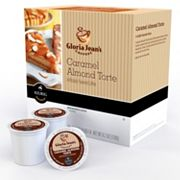 Keurig K-Cup Portion Pack Gloria Jean's Coffees Caramel Almond Torte Coffee - 18-pk.