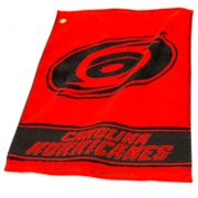 Team Golf Carolina Hurricanes Woven Towel