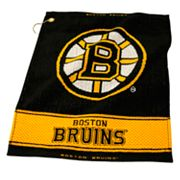 Team Golf Boston Bruins Woven Towel